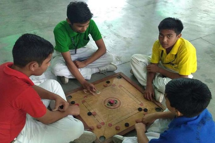 Jain Vidya Mandir High School-Indoor Games