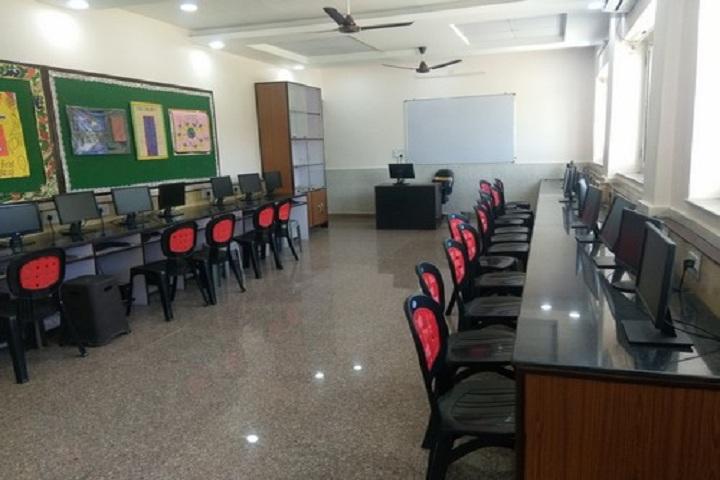Jain Vidya Mandir High School-Computer-Lab