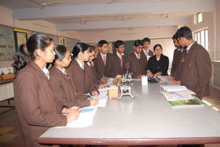 Jain Vidya Mandir High School-Physics-Lab