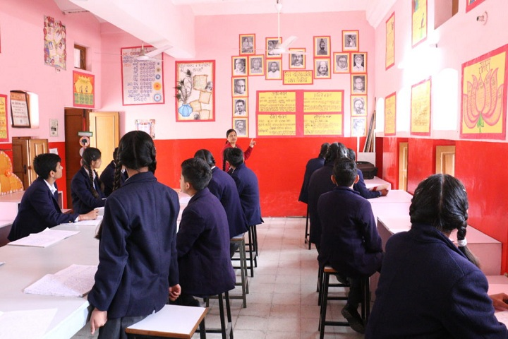 Jainendra Public School-Art Room