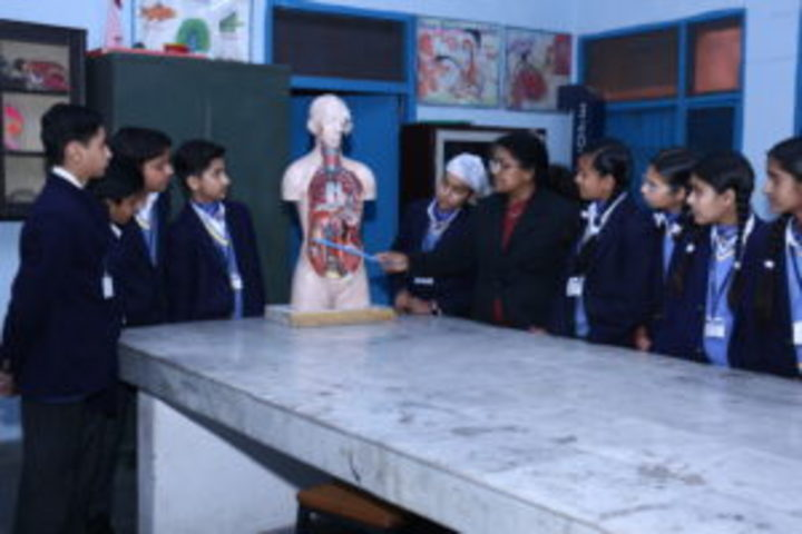 Jainendra Public School-Biology Lab