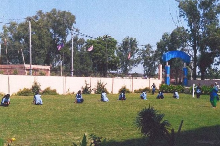 Jan Sewa Sansthan Public School-Kho Kho