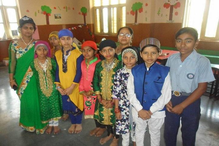 Jan Sewa Sansthan Public School-Programms