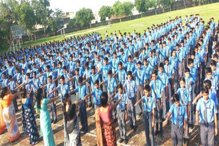 Jankidas Kapur Public School-Assembly