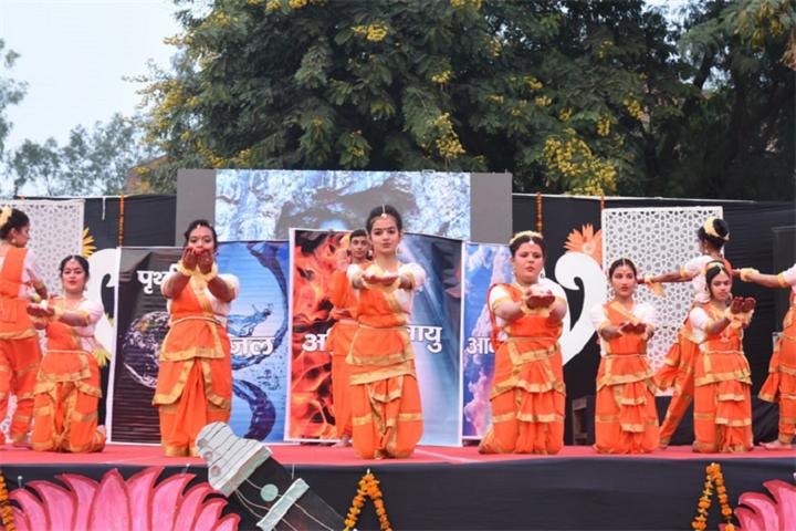 Jankidas Kapur Public School-Cultural Dances