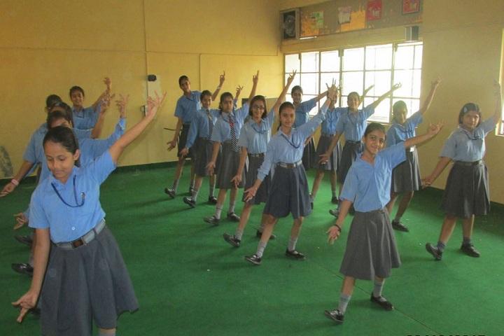 Jankidas Kapur Public School-Dance Room