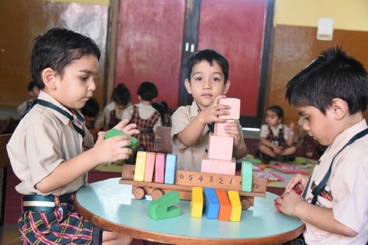 Jankidas Kapur Public School-Junior Wing