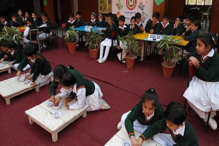 Jankidas Kapur Public School-Quiz Competition