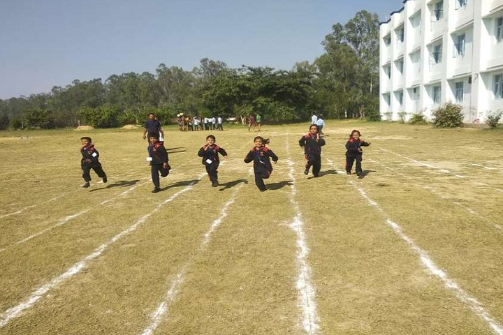 Jankiji Global Public School-Running Competition
