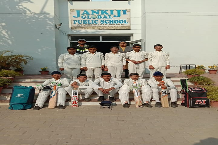 Jankiji Global Public School-Sports