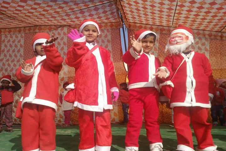Janta Adarsh Satydev Sr Sec School-Christmas Day