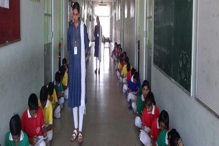 Jat Shining Star Public School-Junior Wing Examination