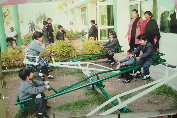 Jat Shining Star Public School-Play Area