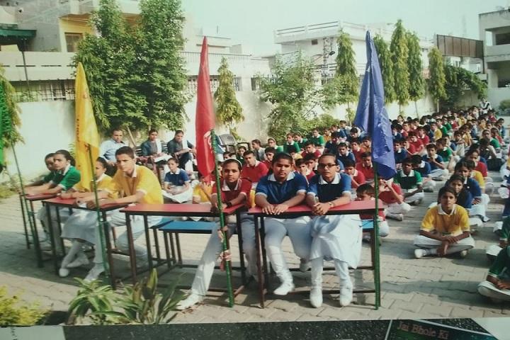Jat Shining Star Public School-Council Members