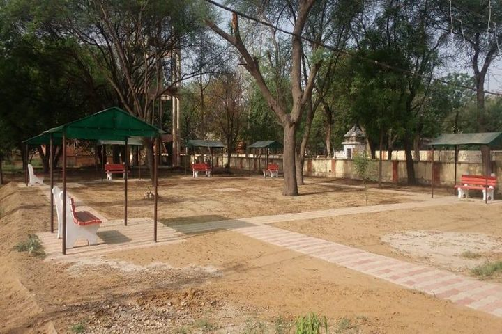 Jawahar Navodaya Vidyalaya-Out Side View