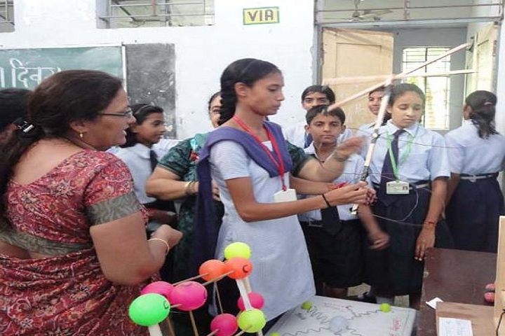 Jawahar Navodaya Vidyalaya- Science Exhibition