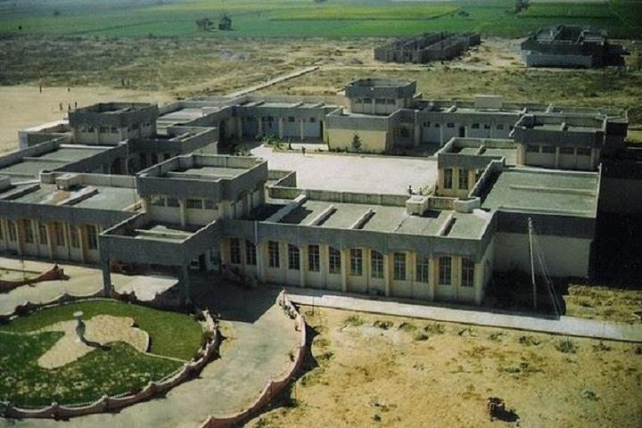 Jawahar Navodaya Vidyalaya-Campus Over View