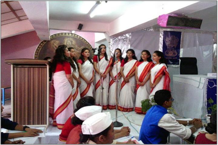 Jawahar Navodaya Vidyalaya-Music Club
