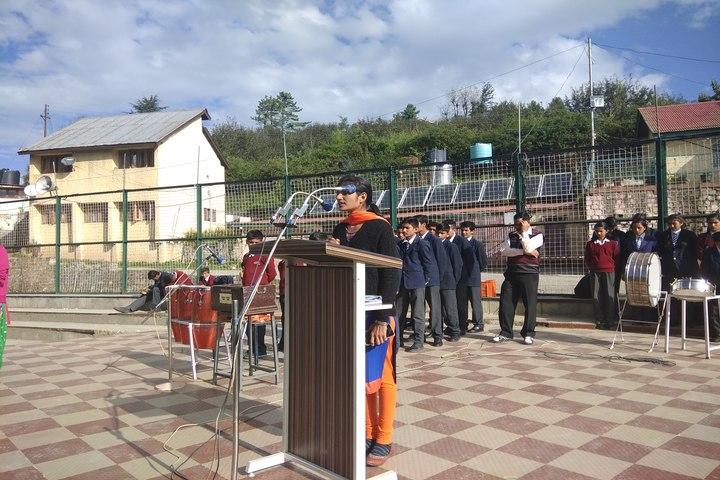 Jawahar Navodaya Vidyalaya-School Activity