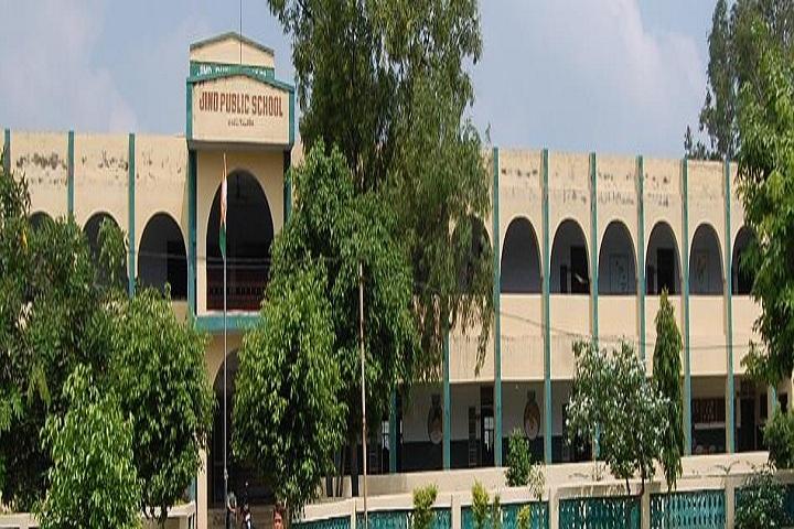 Jind Public School-Campus