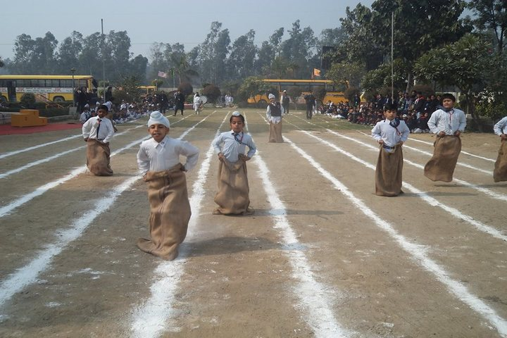 Jk International School-Sports Activity
