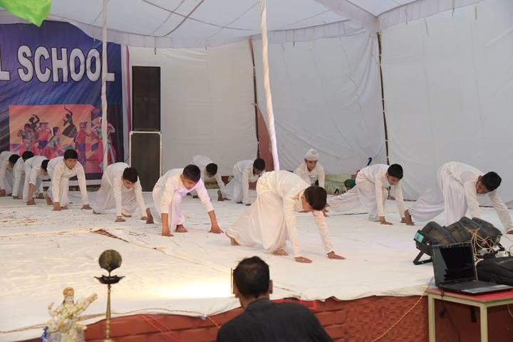 Jk International School-Yoga