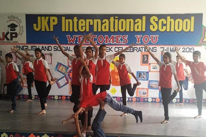 Jkp International School-Dances
