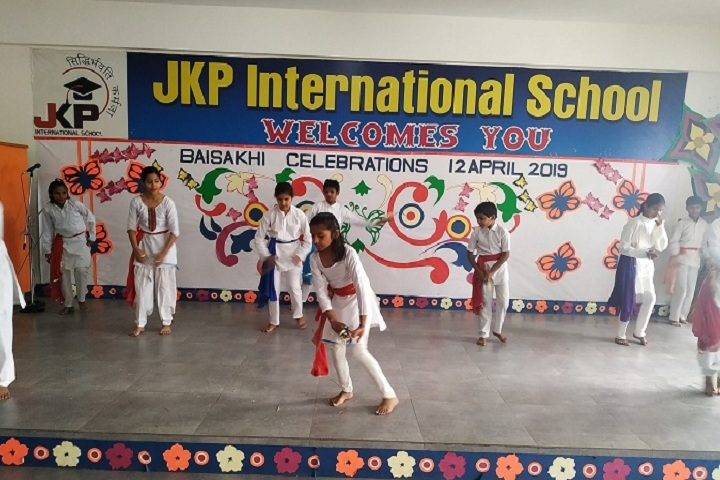 Jkp International School-Dance Performance