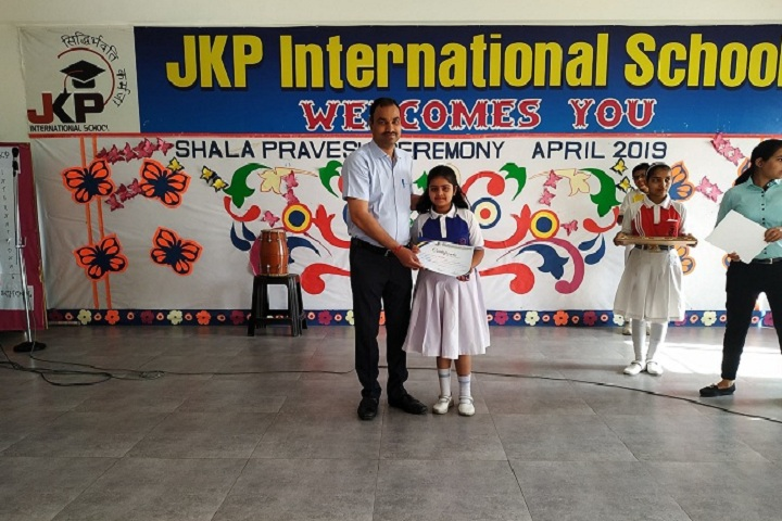 Jkp International School-Prizes