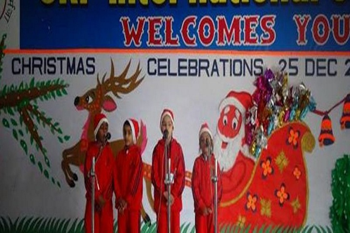 Jkp International School-Christmas Day