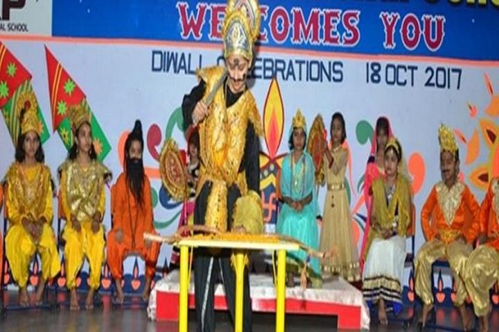 Jkp International School-Diwali Celebrations