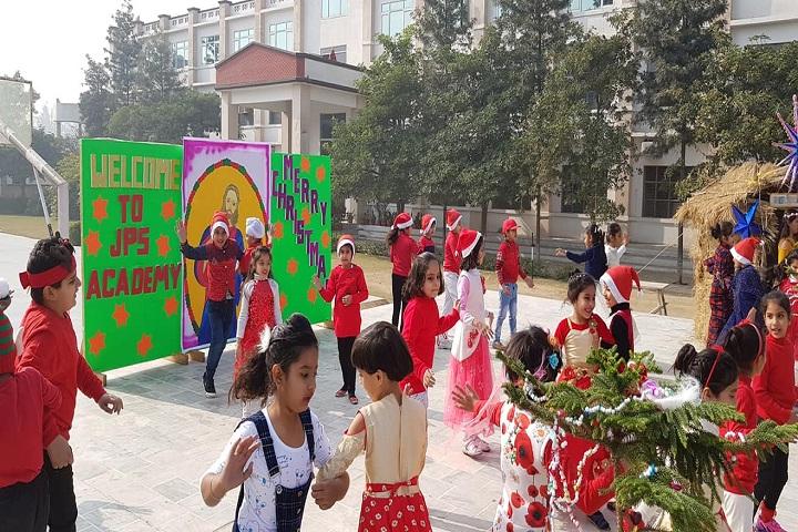 Jps Academy-Christmas Celebrations
