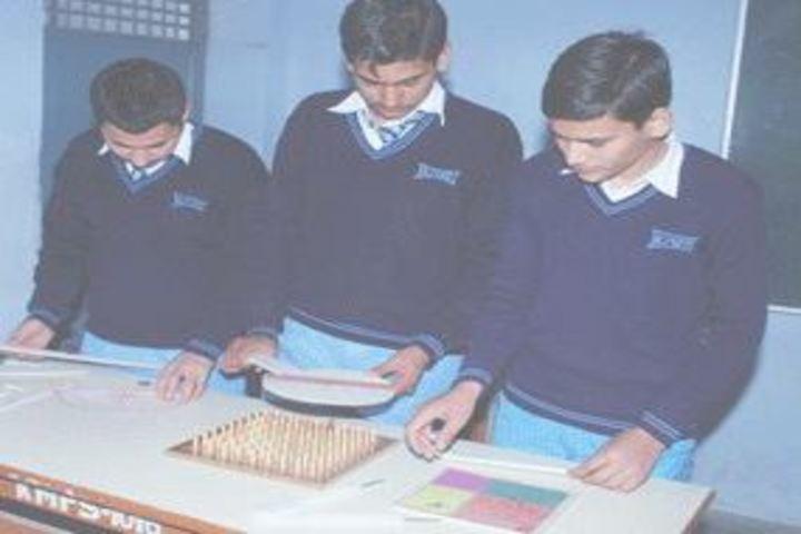 K M Public School-Games
