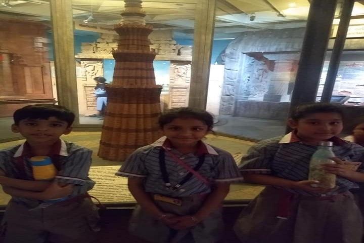 K R Mangalam World School-Kids