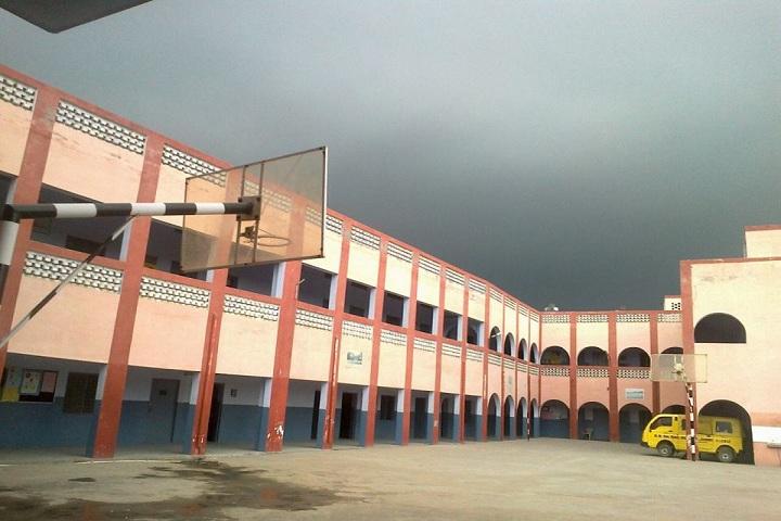 KN Senior Secondary School-Campus View