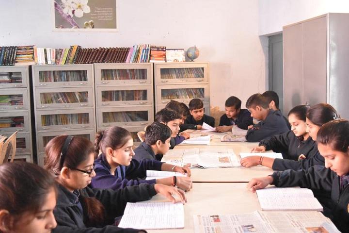 KN Senior Secondary School-Library