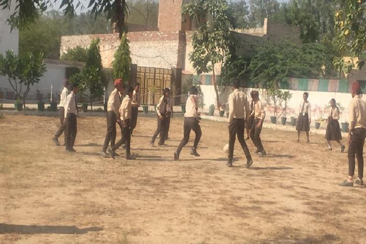 Kamla Montessori School-Play Area