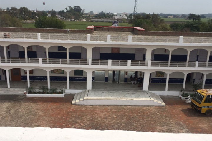 Kamla Montessori School-School Building