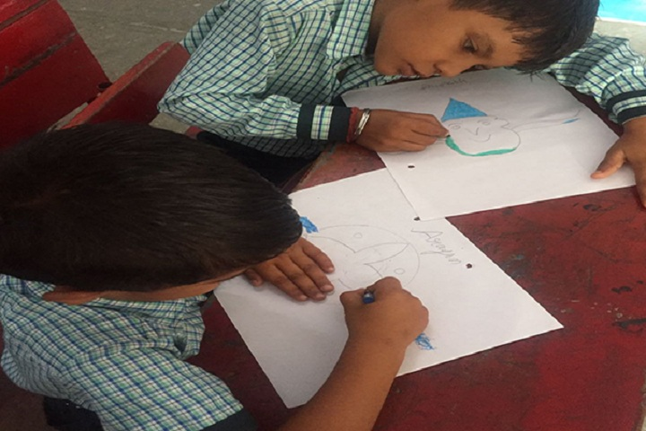 Kamla Montessori School-Activity