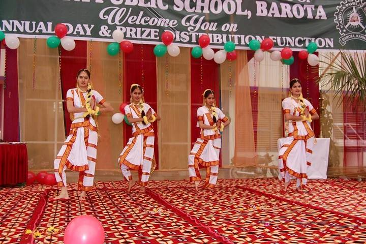 Kanhiya Public School-Annual Day
