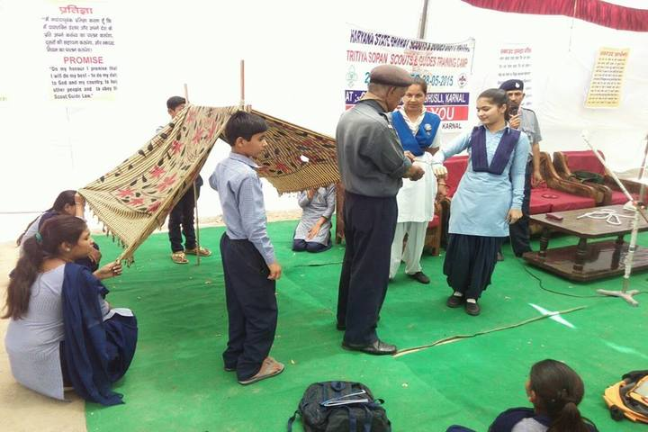 Kanhiya Public School-Awareness Program
