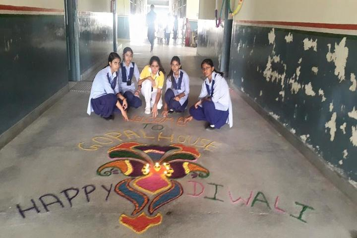 Kanhiya Public School-Diwali Celebrations