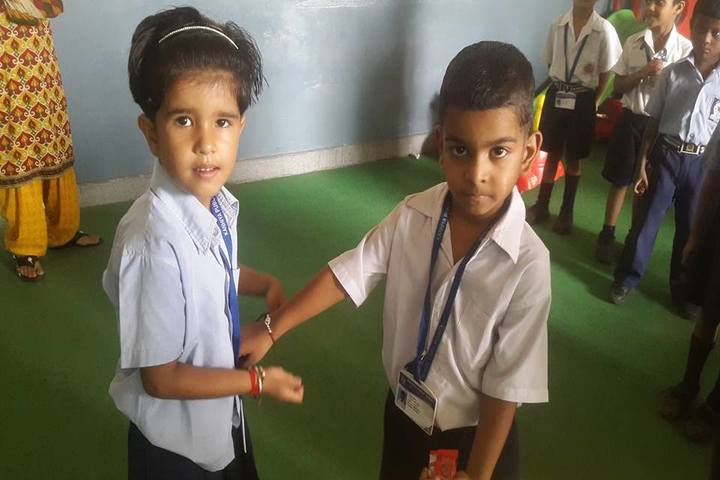 Kanhiya Public School-Rakhi Celebrations