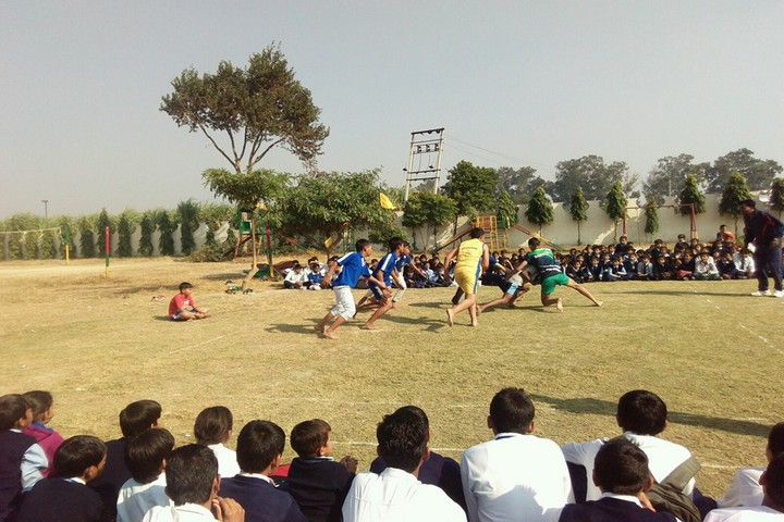 Kanhiya Public School-Sports