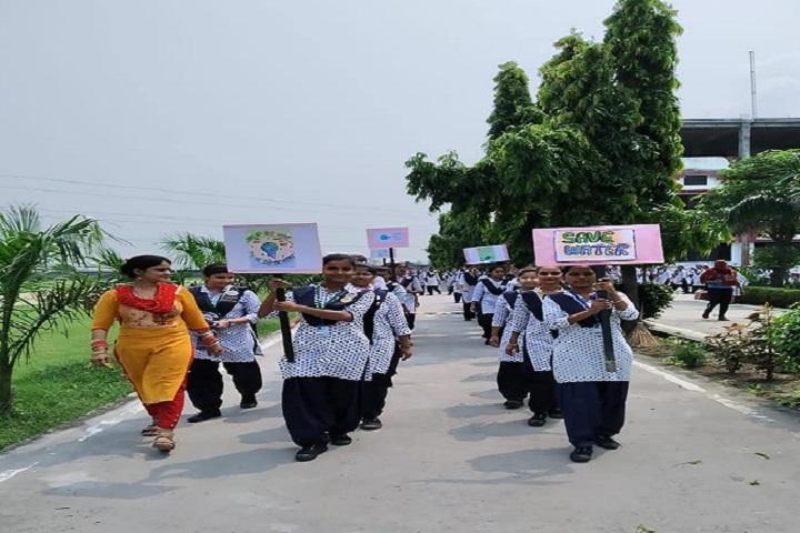 Amatir Kanya Gurukul-Rally