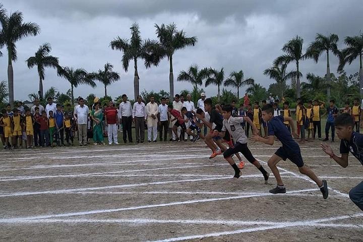 Amatir Kanya Gurukul-Sports Day