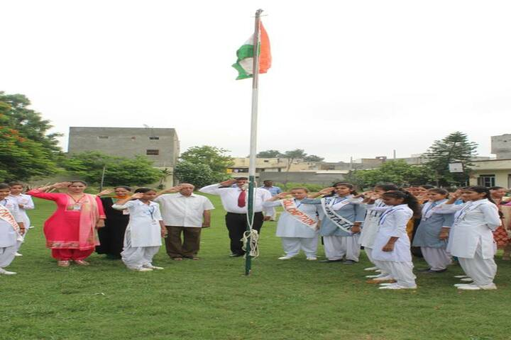 Karan Public School-Independence Day