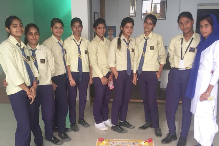 Karhana Senior Secondary School-Activity
