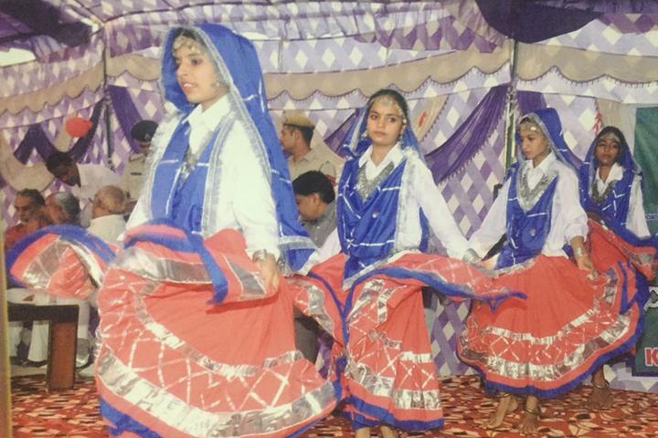 Karhana Senior Secondary School-Annual Day