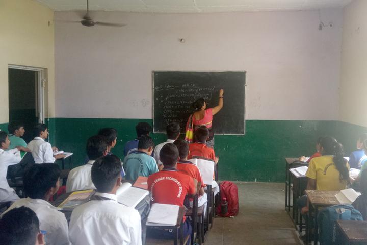Karhana Senior Secondary School-Lecture